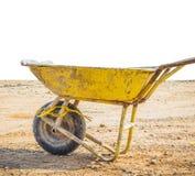 Wheelbarrow Royalty Free Stock Photography