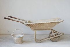 Wheelbarrow Stock Image