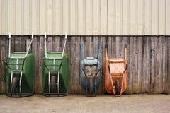 Wheelbarrow Stock Images