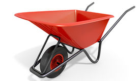Wheelbarrow Studio Shot Stock Image