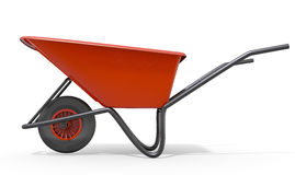 Wheelbarrow Studio Shot Royalty Free Stock Photo