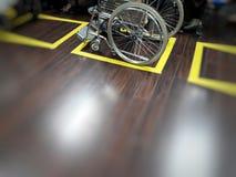 wheelchair immagini stock