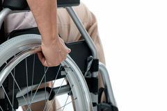 Wheelchair Royalty Free Stock Photo