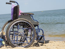 Wheelchair Stock Photography