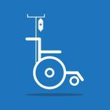wheelchair ilustracja wektor