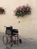 wheelchair Fotos de Stock Royalty Free
