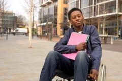 wheelchair Obrazy Royalty Free