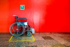 wheelchair Foto de Stock