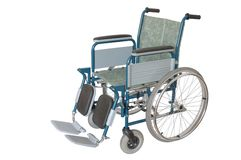 Free Wheelchair Stock Images - 648614