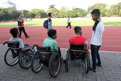 wheelchair immagine stock libera da diritti