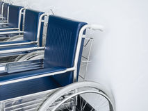 Wheelchair accessibility service in Hospital medical object Stock Photography