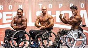 Wheelchair Bodybuilding at 2019 Toronto Pro Supershow