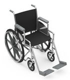 The wheelchair Royalty Free Stock Photo