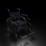 Wheelchair. Royalty Free Stock Photography