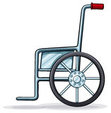 A wheelchair Royalty Free Stock Photo