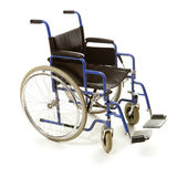 Wheelchair isolated Royalty Free Stock Image