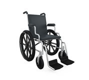 Wheelchair Isolated Stock Image