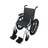 Wheelchair Isolated Stock Photos