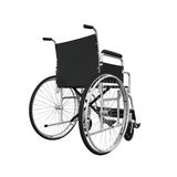 Wheelchair Isolated Royalty Free Stock Photo