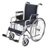 wheelchair Medycyna i zdrowie Odosobniony przedmiot wektor royalty ilustracja