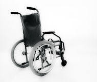 The wheelchair. Stock Images