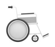 wheelchair pojedynczy białe tło ilustracja wektor