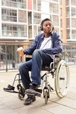 Wheelchair Royalty Free Stock Photos