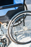 Wheelchairs Royalty Free Stock Images