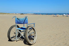 Wheelchairs for people with mobility problems Royalty Free Stock Photography