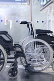 Wheelchairs Royalty Free Stock Photo