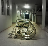 Wheelchairs. Use for patint disabled Stock Image