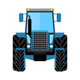 Wheeled tractor Royalty Free Stock Photos