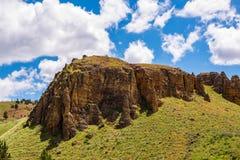 Wheeler Cliffs Foto de archivo