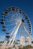 Wheeler Ferris Wheel in Oklahoma City, OK Royalty Free Stock Image