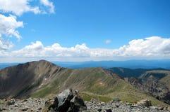 Wheeler Peak Photographie stock