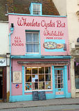 Wheelers oyster bar Royalty Free Stock Photo