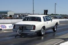 wheelie Stockfoto