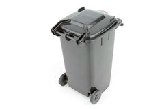 Wheelie bin Stock Photos