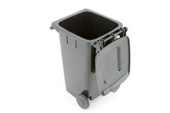 Wheelie bin Royalty Free Stock Photography