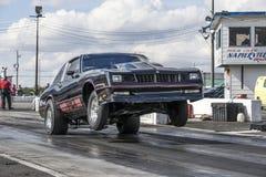 Wheelie de Chevrolet Photographie stock