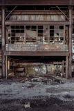 Wheeling Steel Benwood Works - Benwood, West Virginia. Wheeling Steel Corporation's Benwood Works is a former pipe mill in Benwood, West Virginia. It closed in Stock Images