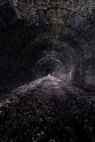 Wheeling Tunnel. An abandoned tunnel in Wheeling, West Virginia Royalty Free Stock Images