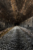 Wheeling Tunnel. An abandoned tunnel in Wheeling, West Virginia Royalty Free Stock Photos