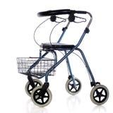 Wheeling Walker Royalty Free Stock Photo