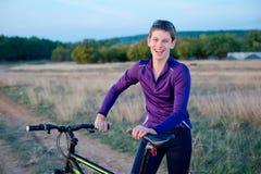 Wheelman велосипедиста Стоковые Фото