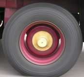 Wheels. Spinning wheels Royalty Free Stock Photo