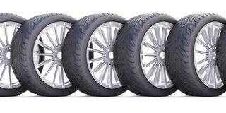 Wheels Royalty Free Stock Photos