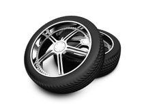 Wheels Royalty Free Stock Image