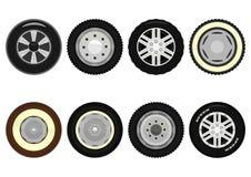 Free Wheels Royalty Free Stock Image - 43592806