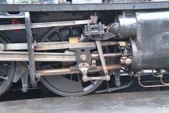 Steam Train Engine. royalty free stock photo